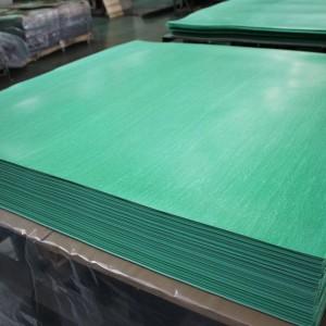 Asbestos emulsion sheet