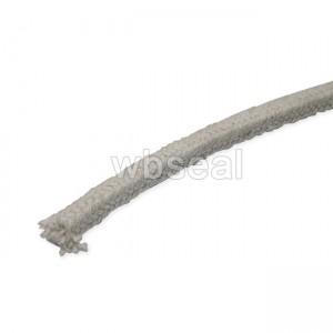 Factory Wholesale Twisted Ceramic Fiber Rope Factories - Ceramic Fiber Square Rope  – Wanbo