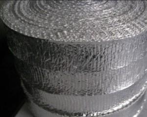 Factory Wholesale Glassfiber Ladder Tape Manufacturers - Ceramic Fiber Tape with Aluminum – Wanbo