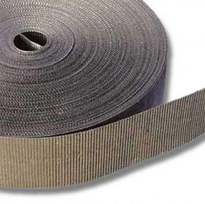 Corrugated Graphitband