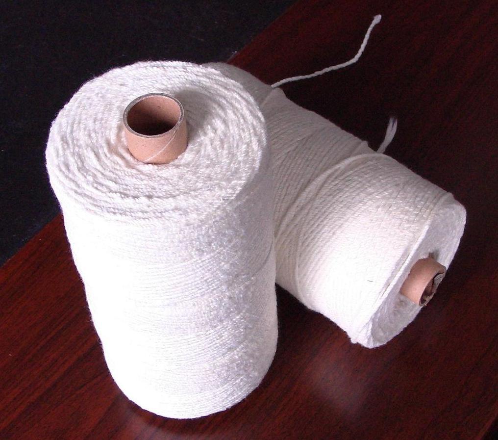 Dust-Free-Asbestos-Yarn