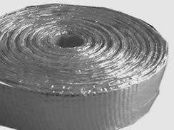 Pudrate bandă de aluminiu cu azbest
