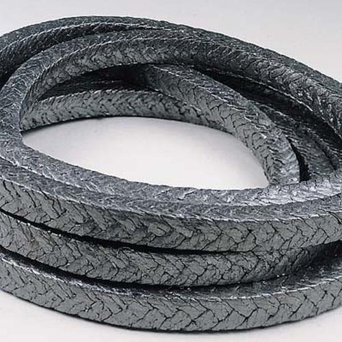 imballaggio in fibra di vetro con grafite impregnazione