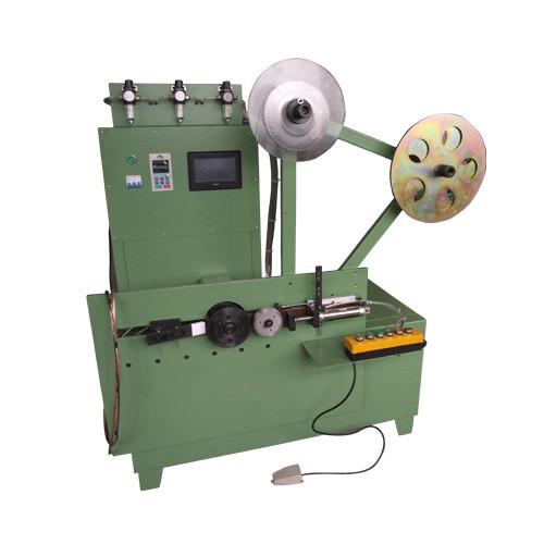 Spiral wound gasket machines-SUNWELL-E900AM-AWSpiral-wound-gasket-winding-machine-automatic-main_副本