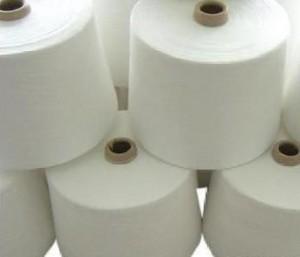 Spun Nomex yarn